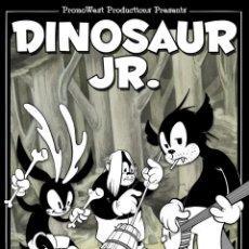 Collectionnisme d'affiches: DINOSAUR JR. / NEWPORT MUSIC HALL 10 OCT. 2009 - RARO CARTEL CONCIERTO 30X40. Lote 49413875