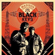 Colecionismo de cartazes: BLACK KEYS - MADISON SQUARE GARDEN 12 MARZO 2012 - CARTEL CONCIERTO 30X40. Lote 51208825
