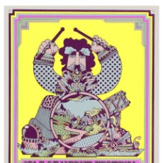 Colecionismo de cartazes: JIMI HENDRIX & OTHERS AT ISLE OF WIGHT CONCERT 19 !! CARTEL CONCIERTO 30X40 !!. Lote 53535197