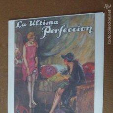 Collectionnisme d'affiches: CARTEL REPRODUCCION PUBLICIDAD. DH. MEDIAS . 37X30 CM APROX.. Lote 57483393