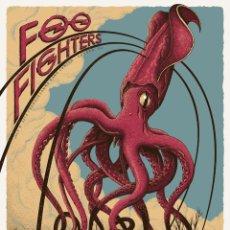 Colecionismo de cartazes: FOO FIGHTERS - SUSKEHANNA BANK CENTER, CAMDEN NJ 6 JULY 2015 !! CARTEL CONCIERTO 30X40 !!. Lote 67936971