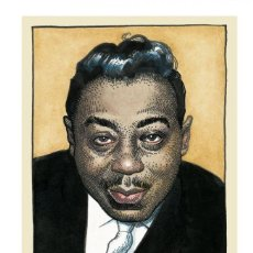 Collectionnisme d'affiches: MUDDY WATERS - LEGENDS OF THE BLUES, ROBERT CRUMB COLLECTION !! CARTEL CONCIERTO 30X40 !!. Lote 68344389