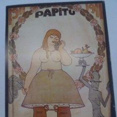 Coleccionismo de carteles: CARTEL O REPRODUCCIÓN PAPITU 1911. Lote 99138055