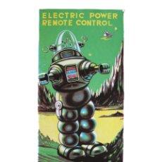 Colecionismo de cartazes: SERIGRAFÍA ROBOT SPACE TROOPER. IMPRESA EN FRANCIA, EN LOS AÑOS 80.. Lote 36793711