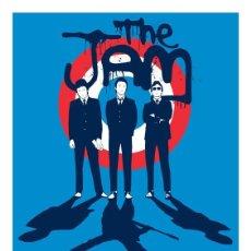 Coleccionismo de carteles: THE JAM - THE MARQUEE CLUB LONDON FEBRUARY 1978 - CARTEL CONCIERTO 30X40. Lote 205881290