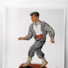 Coleccionismo de carteles: REPRODUCCION CARTEL EXQUISITAS PASTILLAS NESQUITAS CONFITURAS GOYA VITORIA.- LAMIGRANDE-193 ,5. Lote 144542968