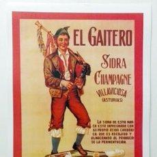 Colecionismo de cartazes: REPRODUCCION DE CARTEL LITHINES DEL DOCTOR GUSTIN PARA OBTENER LA MEJOR AGUA MINERA - LAMIGRANDE-303. Lote 137339730