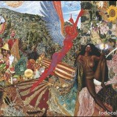 Collectionnisme d'affiches: SANTANA - ANNUNCIATION- MATI KLARWEIN PAINTING. CARLOS SANTANA, ABRAXAS !! CARTEL CONCIERTO 30X40. Lote 147944174