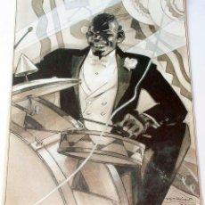 Collectionnisme d'affiches: REPRODUCCION CUADRO DE RAFAEL PENAGOS. Lote 148551010