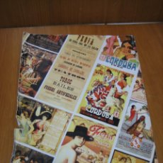 Coleccionismo de carteles: CARTEL FERIA DE CÓRDOBA. REPRODUCCIÓN COLECIONABLE . Lote 148583282