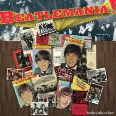 "Collectionnisme d'affiches: THE BEATLES - BEATLEMANIA"" MEMORABILIA PACK BEATLES COLLECTION, CARTELES, FOTOS, ENTRADAS !! NUEVO !. Lote 153660522"