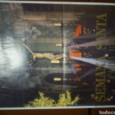 Collectionnisme d'affiches: REPRODUCCIÓN CARTEL SEMANA SANTA CABRA 1993 C. Lote 156296780