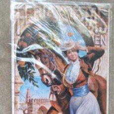 Coleccionismo de carteles: CARTEL FERIA DE CÓRDOBA, 1910, RÉPLICA. Lote 166664278