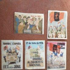 Coleccionismo de carteles: CARTEL 10X14. Lote 181184616