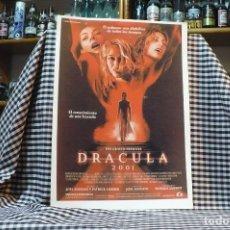 Coleccionismo de carteles: DE LA PELICULA, DRACULA 2001, 42 CM X 30 CM.. Lote 182939538