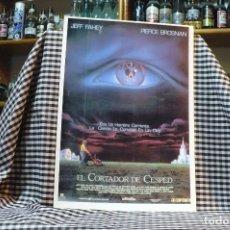 Coleccionismo de carteles: DE LA PELICULA, EL CORTADOR DE CESPED, 42 CM X 30 CM.. Lote 182939741