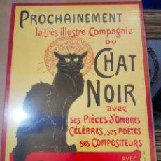 Coleccionismo de carteles: PÓSTER CHAT NOIR 60 X 90. Lote 194755192