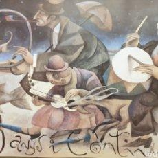 Collezionismo di affissi: ANA JUAN 10 AÑOS Y CONTINUARÁ MAMAGRAF. Lote 198835586