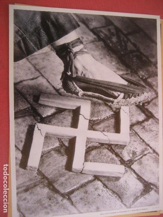 AIXAFEM EL FEIXISME. COLECCIÓN CARTELLS CATALANS DE LA GUERRA CIVIL. 29 X 22 CMS. (Coleccionismo - Reproducciones de carteles)