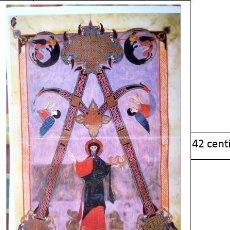 Coleccionismo de carteles: COMENTARIO AL APOCALIPSIS BEATO DE LIÉBANA. Lote 203768100