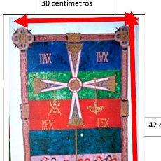 Coleccionismo de carteles: COMENTARIO AL APOCALIPSIS DEL BEATO DE LÍEBANA.. Lote 203994685