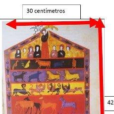 Coleccionismo de carteles: COMENTARIO AL APOCALIPSIS DEL BEATO DE LIÉBANA.. Lote 203995887
