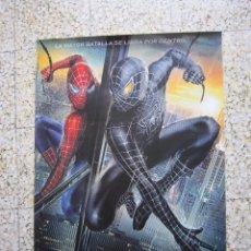 Coleccionismo de carteles: POSTER - CINE - SPIDER-MAN 3 - 2007 - EDICIÓN ESTATAL. Lote 208297546