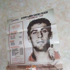 Colecionismo de cartazes: CARTEL 2008 ESTADIO RAMÓN SÁNCHEZ PIZJUAN. Lote 209437781