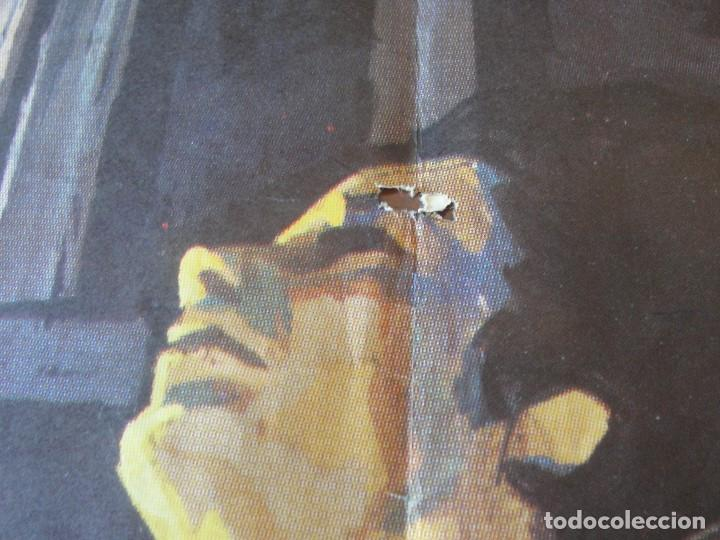 Coleccionismo de carteles: PAUL NASCHY EL JOROBADO DE LA MORGUE - 100 X 70 CMS - ENVIO GRATIS - CARTEL ORIGINAL - Foto 7 - 182701922