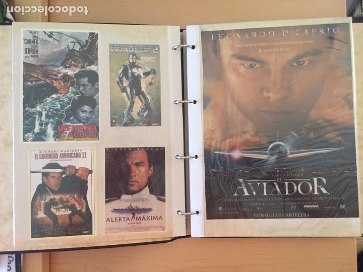 Coleccionismo de carteles: ÁLBUM DE PROGRAMAS FOLLETOS DE CINE PELÍCULAS RECORTES DE REVISTAS. Ver 31 fotos. - Foto 5 - 212670453
