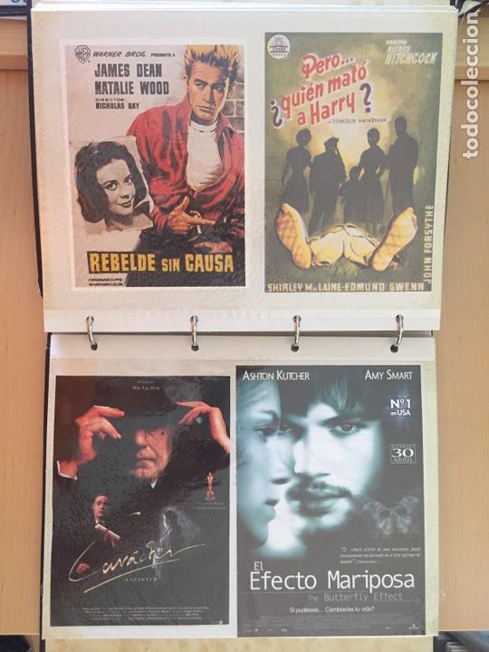 Coleccionismo de carteles: ÁLBUM DE PROGRAMAS FOLLETOS DE CINE PELÍCULAS RECORTES DE REVISTAS. Ver 31 fotos. - Foto 13 - 212670453