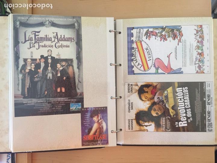 Coleccionismo de carteles: ÁLBUM DE PROGRAMAS FOLLETOS DE CINE PELÍCULAS RECORTES DE REVISTAS. Ver 31 fotos. - Foto 14 - 212670453