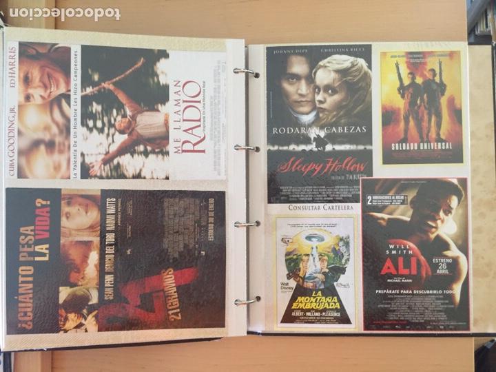 Coleccionismo de carteles: ÁLBUM DE PROGRAMAS FOLLETOS DE CINE PELÍCULAS RECORTES DE REVISTAS. Ver 31 fotos. - Foto 15 - 212670453
