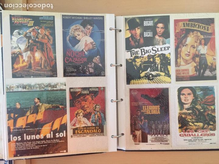 Coleccionismo de carteles: ÁLBUM DE PROGRAMAS FOLLETOS DE CINE PELÍCULAS RECORTES DE REVISTAS. Ver 31 fotos. - Foto 18 - 212670453