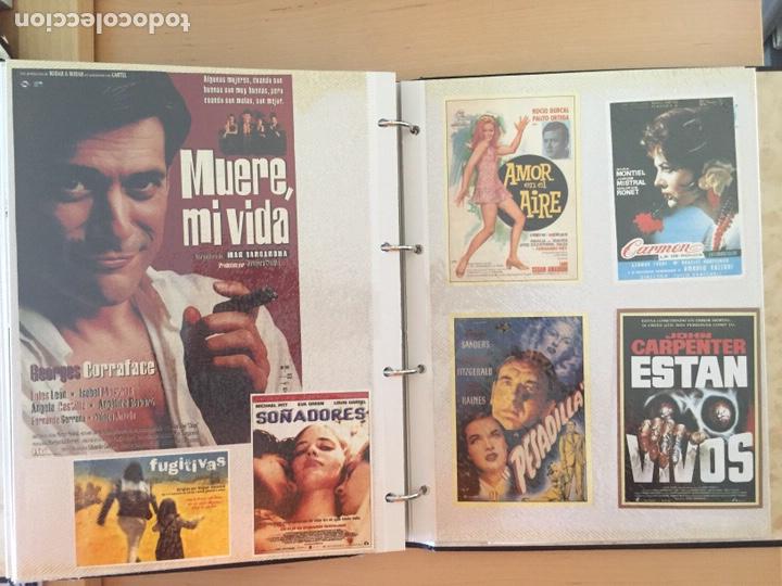 Coleccionismo de carteles: ÁLBUM DE PROGRAMAS FOLLETOS DE CINE PELÍCULAS RECORTES DE REVISTAS. Ver 31 fotos. - Foto 21 - 212670453