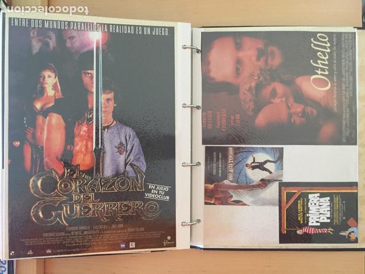 Coleccionismo de carteles: ÁLBUM DE PROGRAMAS FOLLETOS DE CINE PELÍCULAS RECORTES DE REVISTAS. Ver 31 fotos. - Foto 23 - 212670453