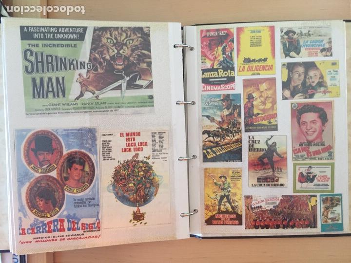 Coleccionismo de carteles: ÁLBUM DE PROGRAMAS FOLLETOS DE CINE PELÍCULAS RECORTES DE REVISTAS. Ver 31 fotos. - Foto 24 - 212670453