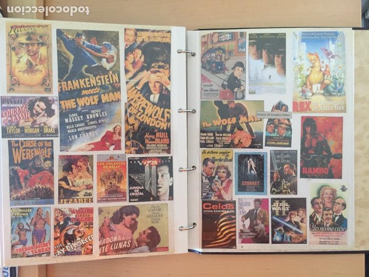 Coleccionismo de carteles: ÁLBUM DE PROGRAMAS FOLLETOS DE CINE PELÍCULAS RECORTES DE REVISTAS. Ver 31 fotos. - Foto 25 - 212670453
