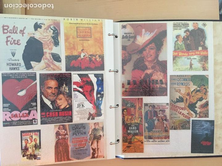 Coleccionismo de carteles: ÁLBUM DE PROGRAMAS FOLLETOS DE CINE PELÍCULAS RECORTES DE REVISTAS. Ver 31 fotos. - Foto 29 - 212670453