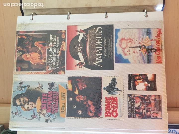 Coleccionismo de carteles: ÁLBUM DE PROGRAMAS FOLLETOS DE CINE PELÍCULAS RECORTES DE REVISTAS. Ver 31 fotos. - Foto 30 - 212670453