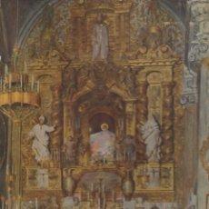Coleccionismo de carteles: SACADO DE UN CALENDARIO ANTIGUO SANTUARIO VIRGEN MISERICORDIA TAMAÑO FOLIO. Lote 220074370