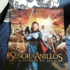 Coleccionismo de carteles: EL SEÑOR DE LOS ANILLOS, EL RETORNO DEL REY. Lote 230844295