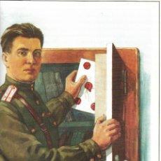 Coleccionismo de carteles: URSS ( UNIÓN SOVIÉTICA ) : CARTEL PROPAGANDÍSTICO ( REPRODUCCIÓN ). Lote 237960200