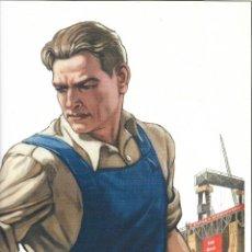 Coleccionismo de carteles: URSS ( UNIÓN SOVIÉTICA ) : CARTEL PROPAGANDÍSTICO ( REPRODUCCIÓN ). Lote 237960735