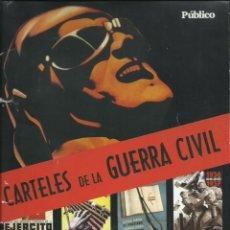 Colecionismo de cartazes: CARTELES DE LA GUERRA CIVIL. Lote 239898750
