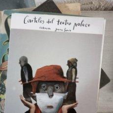 Coleccionismo de carteles: CARTELES DEL TEATRO POLACO. COLECCIÓN JANUSZ GUNIA. Lote 243893430