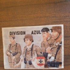 Colecionismo de cartazes: LAMINA DIVISIÓN AZUL. Lote 246435650