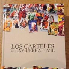 Collectionnisme d'affiches: LOS CARTELES DE LA GUERRA CIVIL. 160 LÁMINAS A4. Lote 247774795