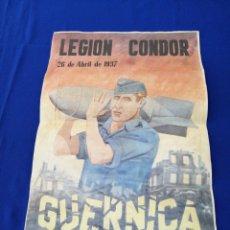 Collectionnisme d'affiches: CARTEL LEGION CONDOR GUERNICA. Lote 248010585