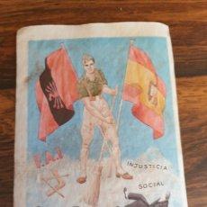 Colecionismo de cartazes: LAMINA FALANGE. Lote 252769260